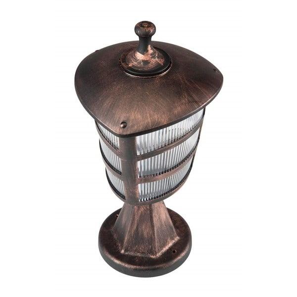 Venkovní svítidlo bronzové barvy Simba