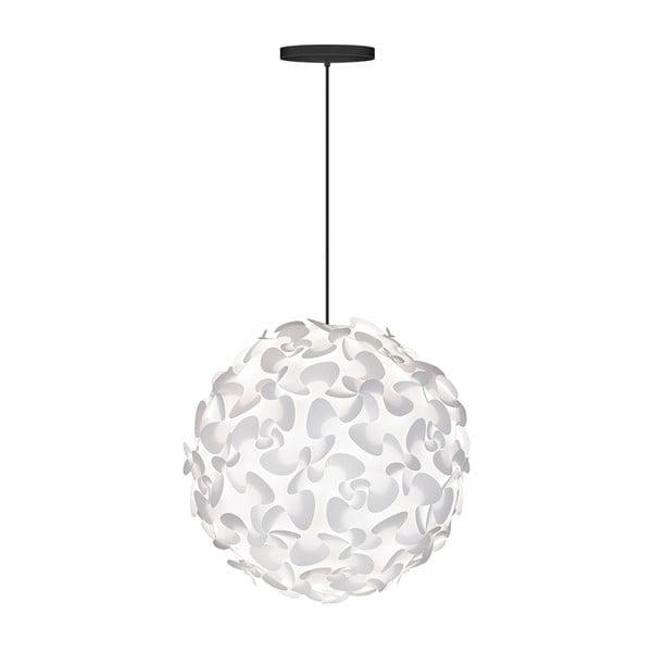 Bílé stropní svítidlo VITA Copenhagen Lora, Ø45cm