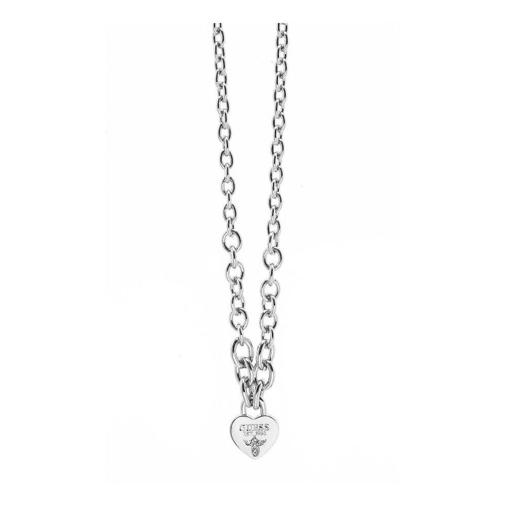 Náhrdelník Guess 1577 Silver