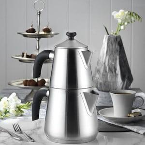 Ceainic dublu din oțel inoxidabil Kutahya Coffee