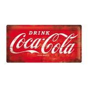 Plechová cedule Coca Cola Classic