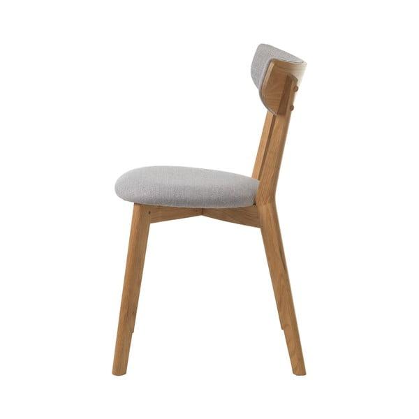 Jídelní židle ze dřeva bílého dubu Unique Furniture Pero