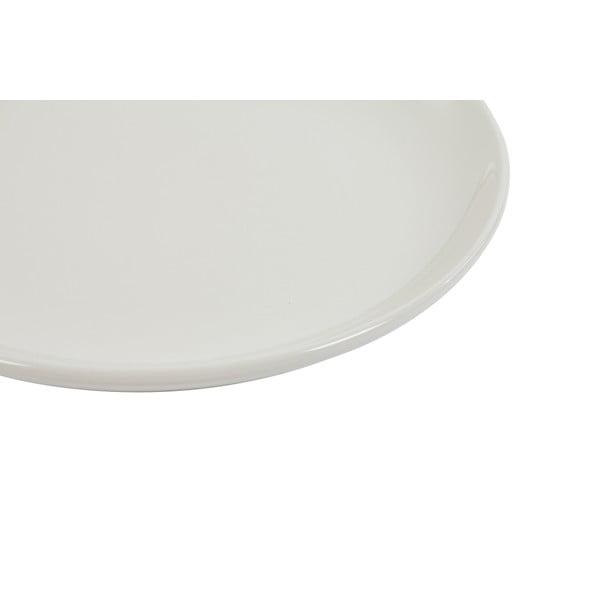 Sada 6 dezertních talířů Kaleidos 21 cm, bílá