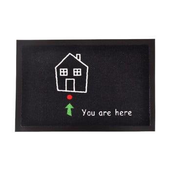 Preș Zala Living You Are Here, 40 x 60 cm de la Hanse Home