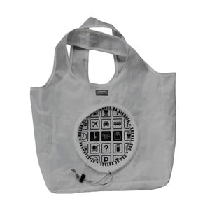 Skládací taška Travel, šedá