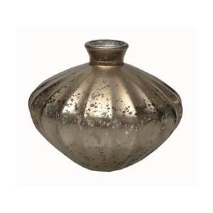 Skleněná váza Ego Dekor Etnico Silver, 1,8l