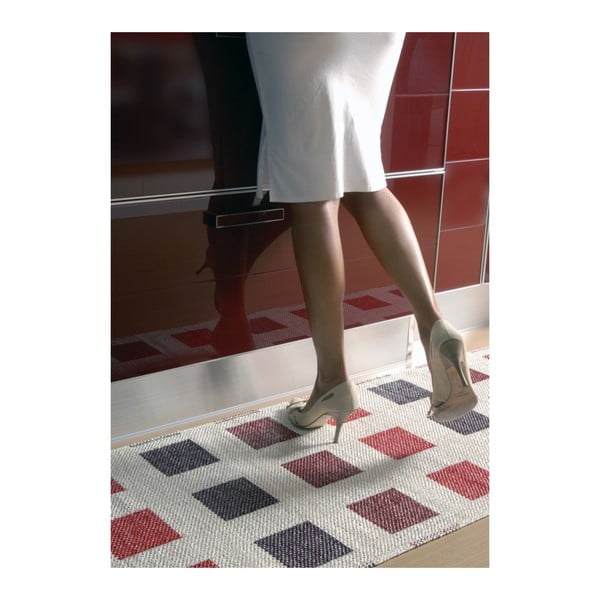 Vysoce odolný koberec Cubo V1, 60x250 cm