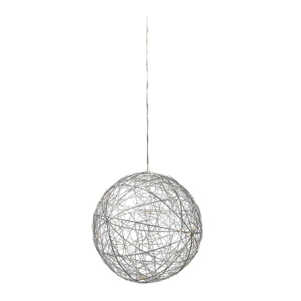 Závesná svetelná LED dekorácia Villa Collection Ball II