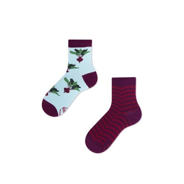 Dětské ponožky Many Mornings Beetroots,vel.27–30