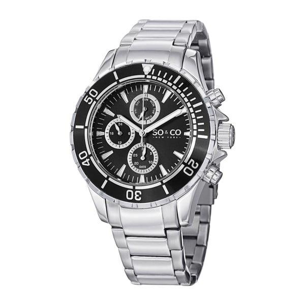 Pánské hodinky Yacht Timer Black