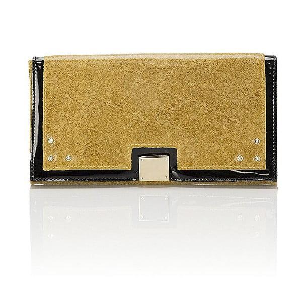 Kožená kabelka Giorgio Costa 15023 Cognac W