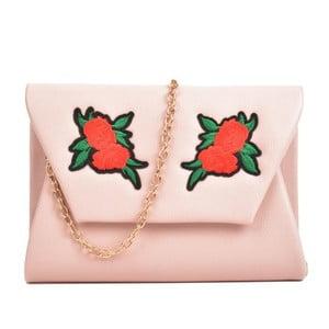 Růžové psaníčko Mangotti Bags Belarosa