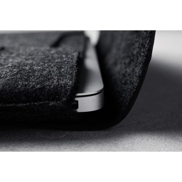 """Obal Mujjo na 15"""" Macbook Pro Retina Black"""