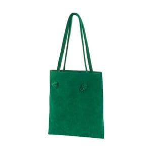Dámská kožená taška Woox Simplex Euchlora