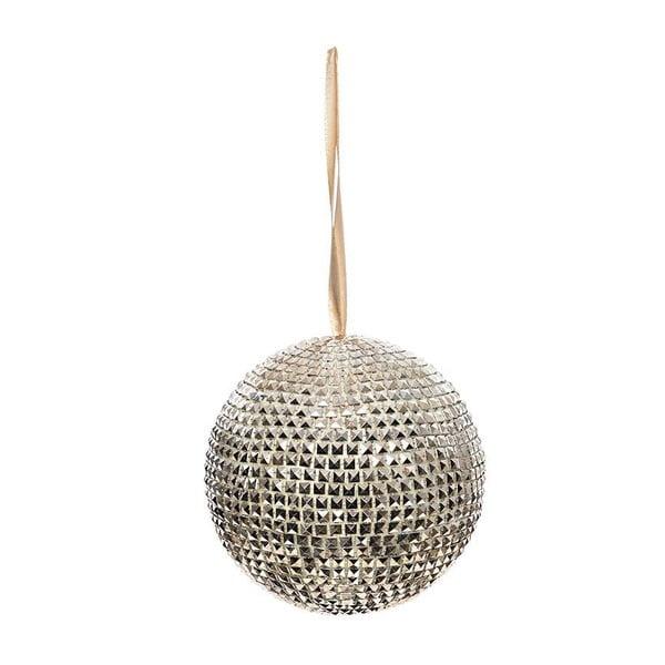 Závěsná koule Champagne, 12 cm