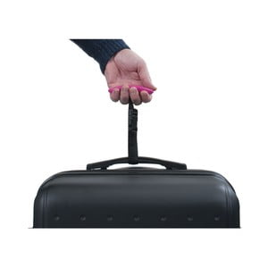 Cântar digital pentru bagaj Bluestar, roşu