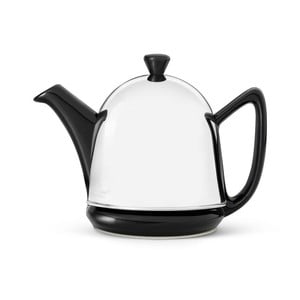 Ceainic negru cu infuzor Bredemeijer Manto, 06l