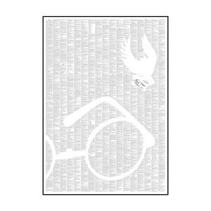 Knižní plakát Harry Potter a kámen mudrců, 70x100 cm