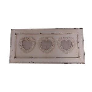 Fotorámeček Antic Line Three Vintage Hearts