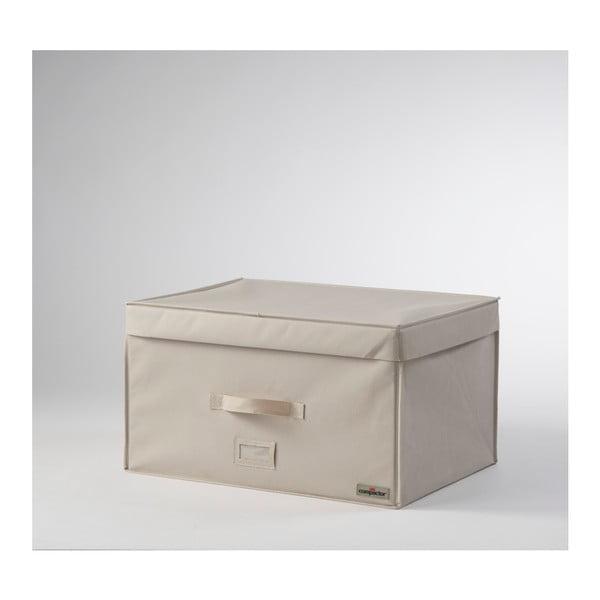 Cutie depozitare Compactor XL, bej deschis