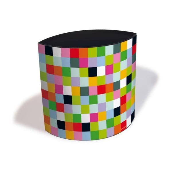 Coș pentru hârtii Remember Mosaic