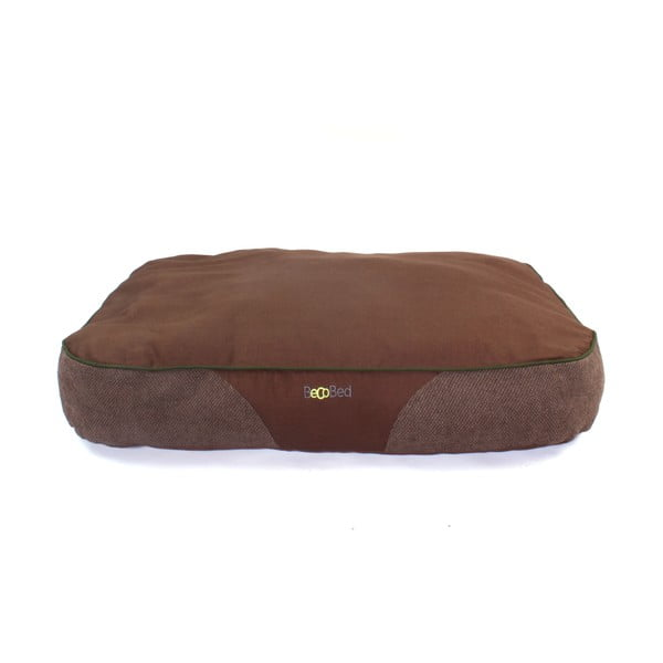 Pelíšek Bed Mattress Large, hnědý