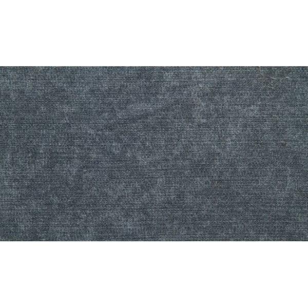 Sofa Zefir pro dva, tmavě šedé