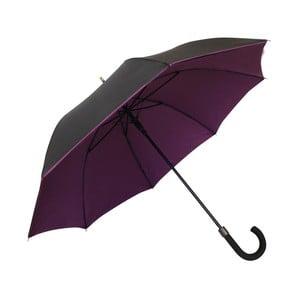 Deštník Ambiance Susino Noir Violet