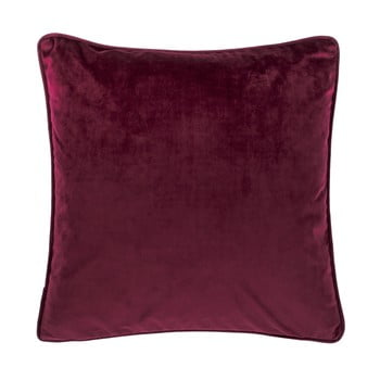 Pernă Tiseco Home Studio Velvety, 45x45cm, violet închis de la Tiseco Home Studio