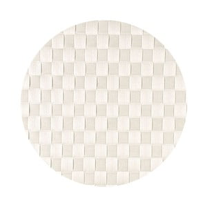 Prostírání West Round White, 36 cm