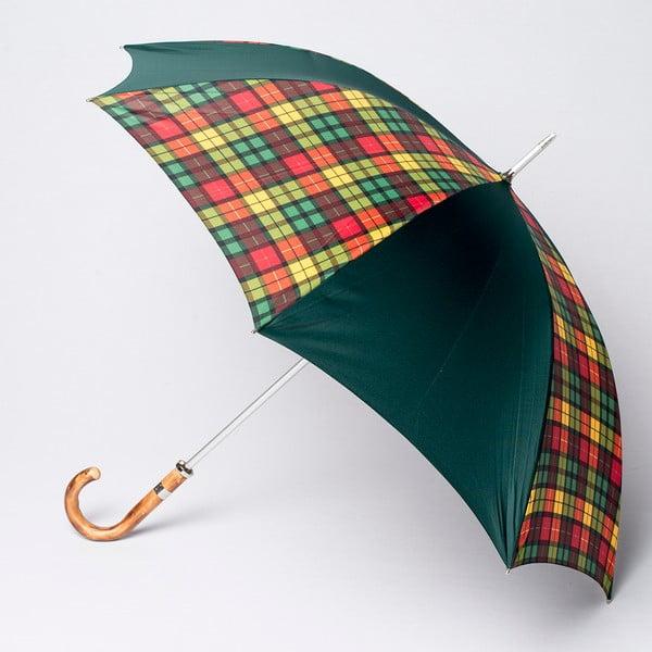 Deštník Alvarez Tartanand Green