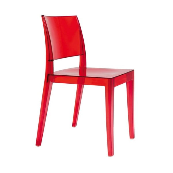 Židle Gyza, red