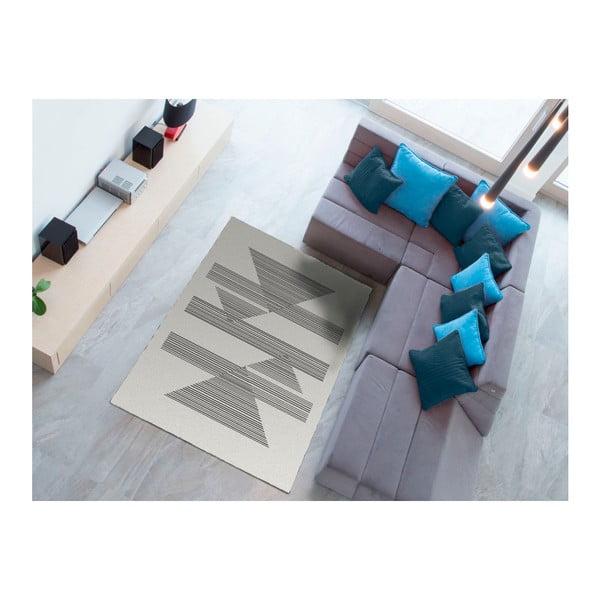 Krémový koberec Universal Norway, 160x230cm
