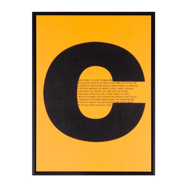 Tablou Sømcasa Concept, 30 x 40 cm