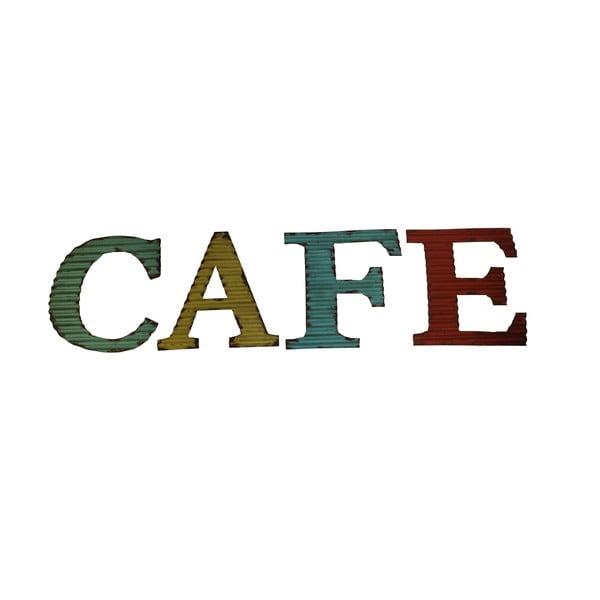 Nástěnná dekorace Antic Line Cafe
