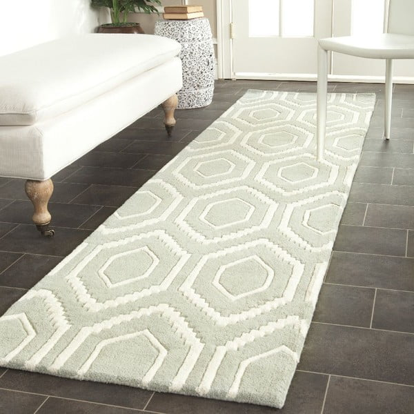 Vlněný koberec Safavieh Essex, 121x182cm