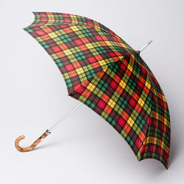 Deštník Alvarez Tartan Green