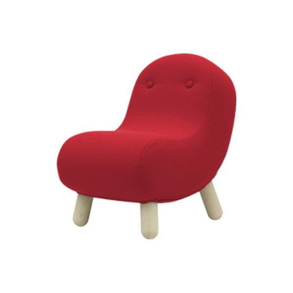 Bob Valencia Red piros fotel - Softline