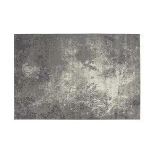 Šedý vlněný koberec Kooko Home Zouk,240x340cm