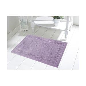 Koupelnová předložka Sveta Purple, 50x70 cm