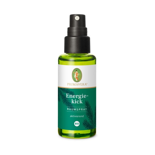 Spray de cameră Primavera Energy Boost, 50 ml