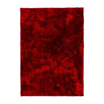 Covor Universal Nepal Liso Rojo, 160 x 230 cm, roșu