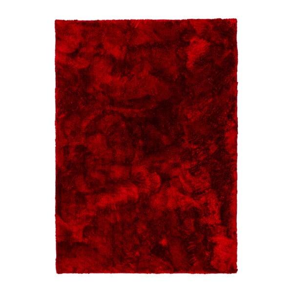 Covor Universal Nepal Liso Rojo, 60 x 110 cm, roșu