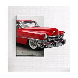 Nástěnný 3D obraz Mosticx Auto, 40 x 60 cm