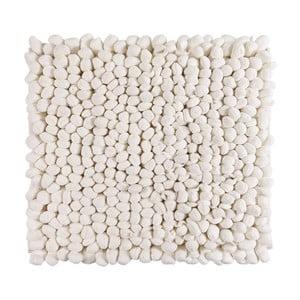 Koupelnová předložka Bodhi Ivory, 60x60 cm