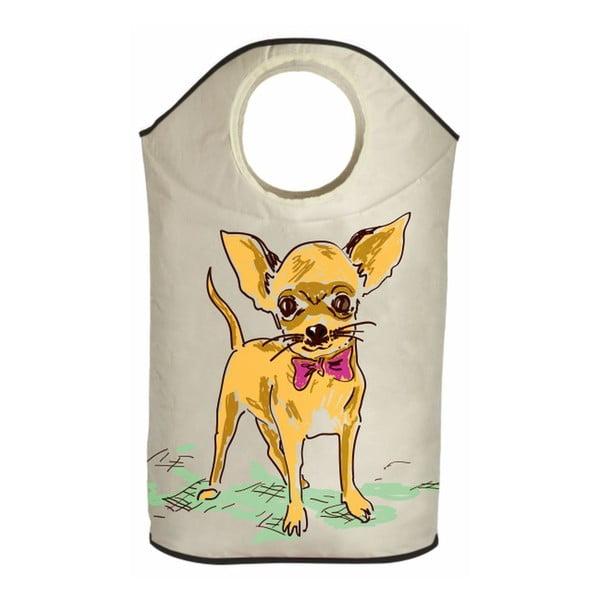 Koš na prádlo Little Chihuahua