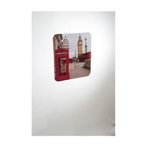 Nástěnný háček Compactor Magic London