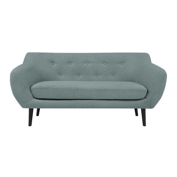 Canapea cu 2 locuri Mazzini Sofas Piemont, verde mat