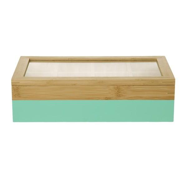 Krabička na čaje Tea Dip-it Sea Green