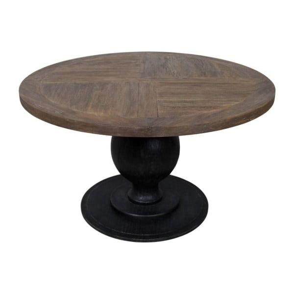 Kulatá deska stolu z teakového dřeva HSM collection, ⌀ 150 cm